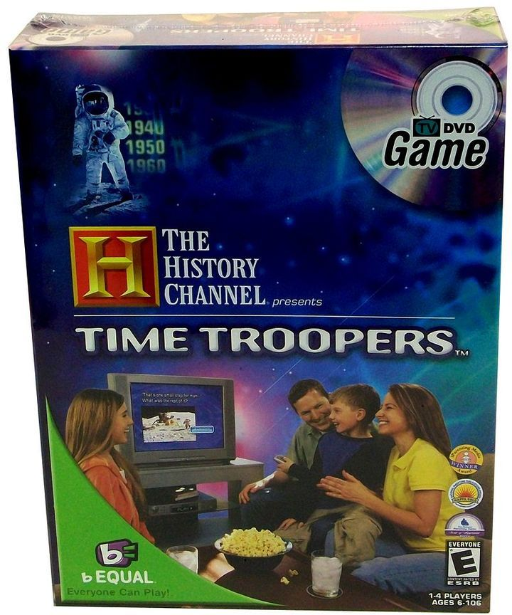 The History Channel Time Troopers DVD Game https://api.shopstyle.com/action/apiVisitRetailer?id=454824619&pid=uid8100-34415590-43