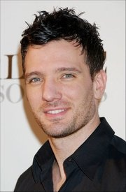 JC Chasez- huge crush. Just sayin'. Loved him on the Mickey Mouse Club. I was going to marry him.