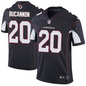 Nike Cardinals #20 Deone Bucannon Black Alternate Men's Stitched NFL Vapor Untouchable Limited Jersey