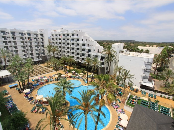 Protur Palmeras Playa Hotel, Sa Coma - Mallorca