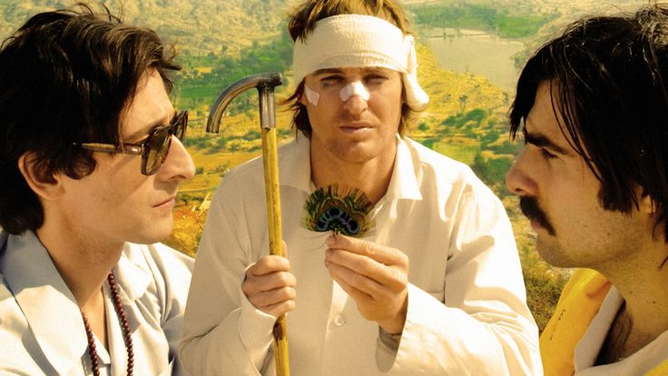 """""""I wonder if the three of us would've been friends in real life. Not as brothers, but as people."""" - The Darjeeling Limited"""