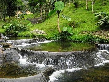 Aguas Termales Santa Rosa de Cabal , Caldas