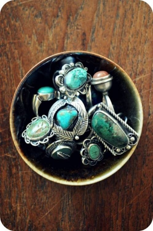 turquoise rings: Bohemian Rings, Turquoi Jewelry, Sterling Silver, Turquoi Rings, Love Bracelets, Turquoise Rings, Turquoise Jewelry, Silver Rings, Vintage Turquoise