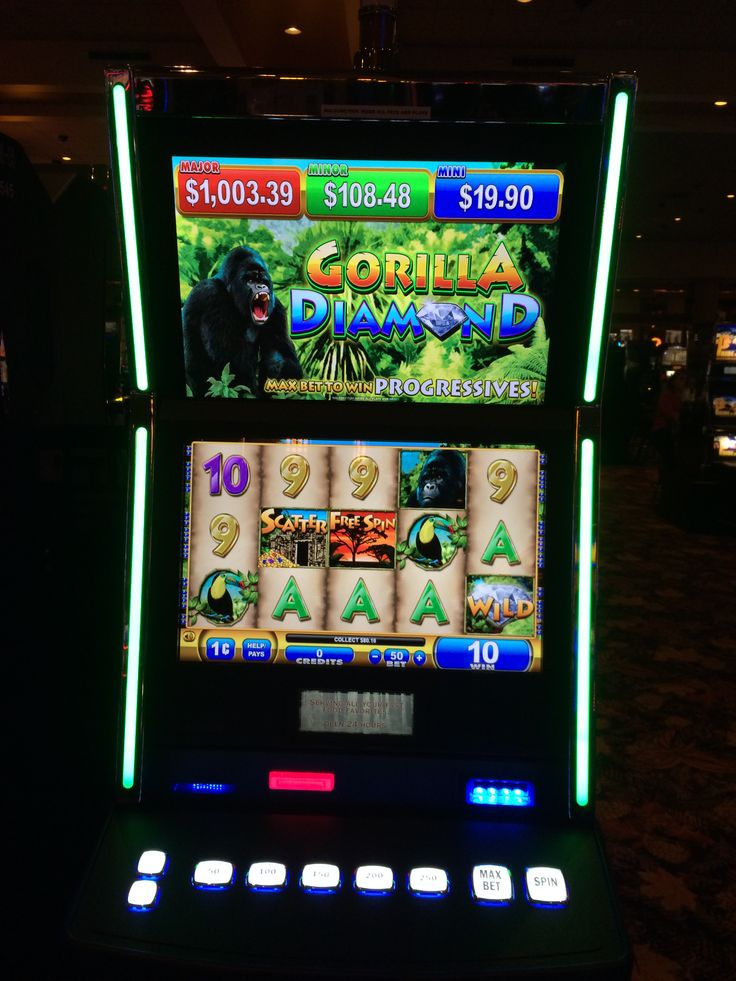penny slot jackpots at four winds casino