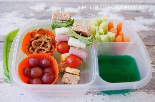 13 idées repas pour la boîte à lunch des enfants | The Huffington Post
