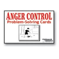 Anger control cards define problems experienced in a variety of settings and enable children to develop self-awareness and behavorial skills.
