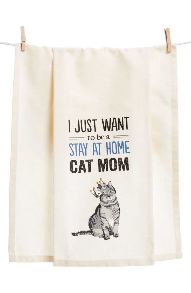 I just want to be a stay at home cat mom.