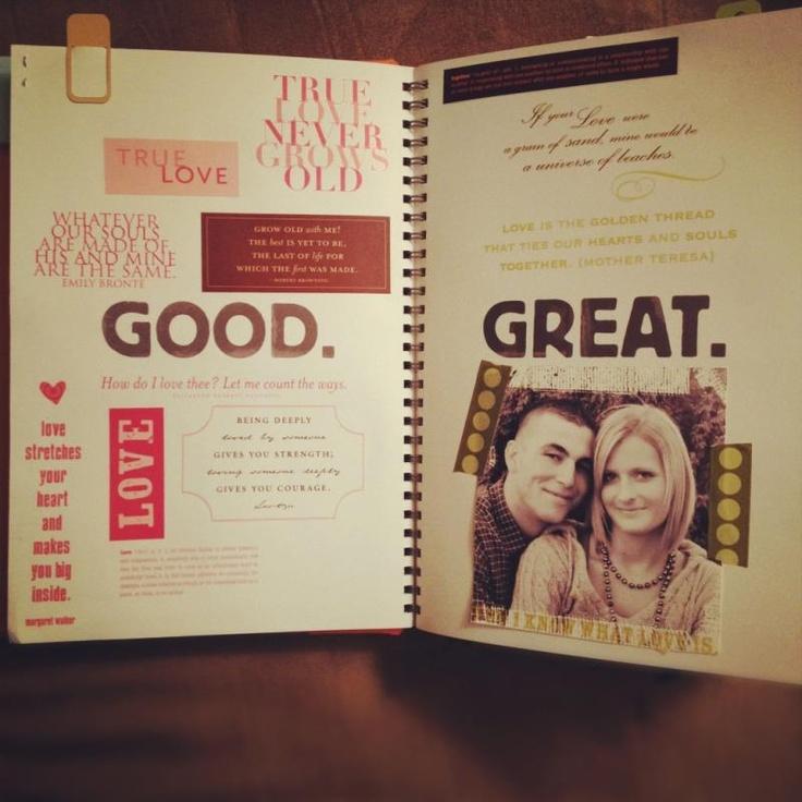 Book Cover Ideas Boyfriend ~ Best smash book ideas images on pinterest journal