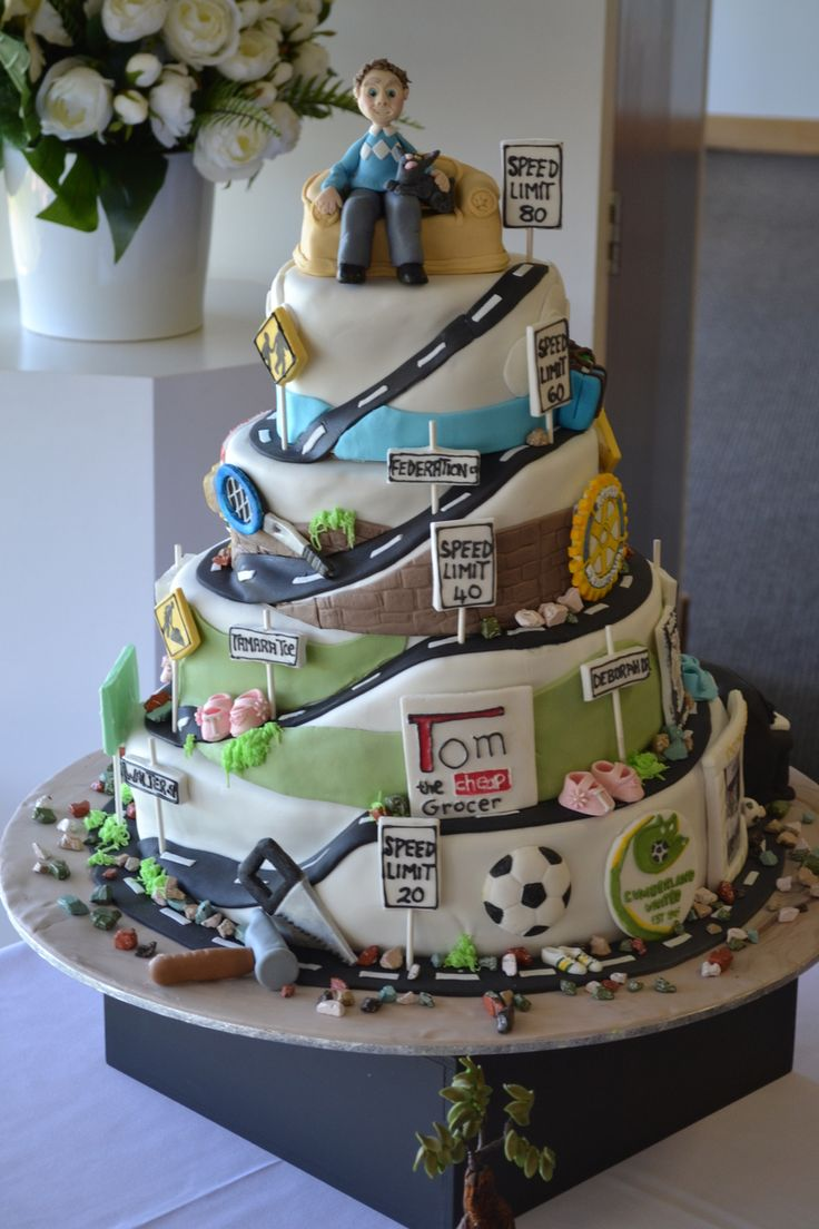 21 best image of 80th birthday cakes for dad 80