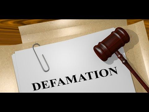4 Requirements for a Defamation Lawsuit in Nevada - YouTube
