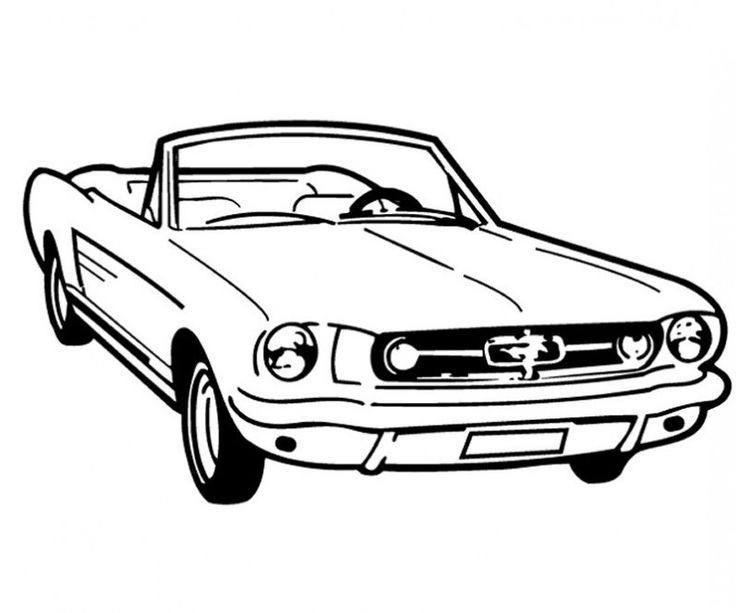 mustang stencils t mustang and cars Windveil Blue Paint Striped mustang lowrider coloring pages