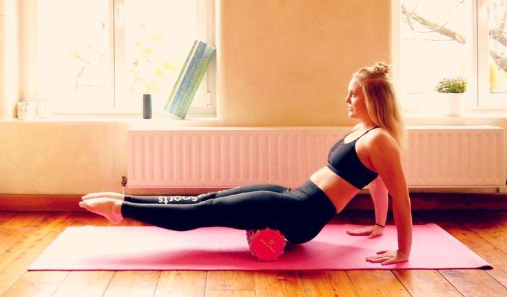 Faszientraining - Übungen für die Oberschenkel und gegen Cellulite
