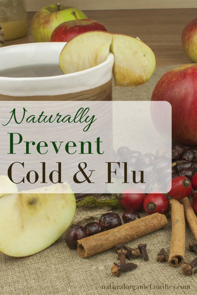 Cut down your family's doctor visits with a few simple natural remedies to help prevent cold and flu.  #natural #coldandflu #naturalremedies