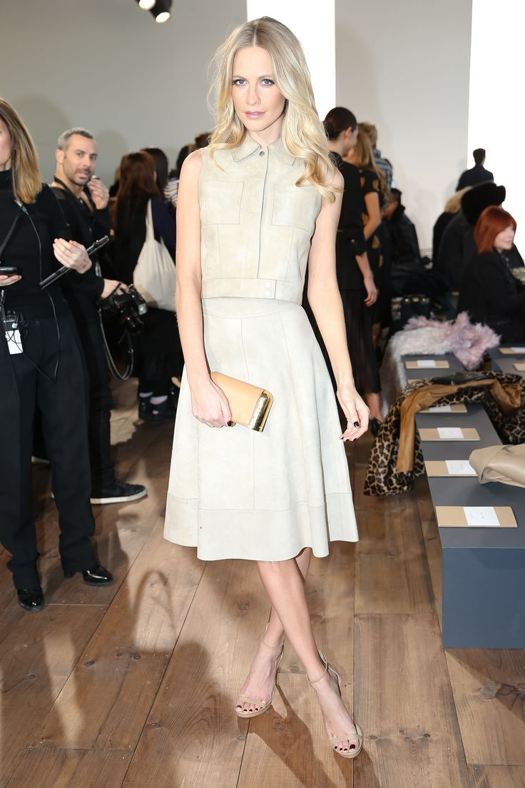 Poppy Delevingne in Michael Kors