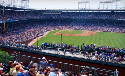 CHICAGO, IL - 3639 Wrigley Rooftop – Wrigleyville  $79 for Chicago Cubs Game from Rooftop. Seven Games Available.