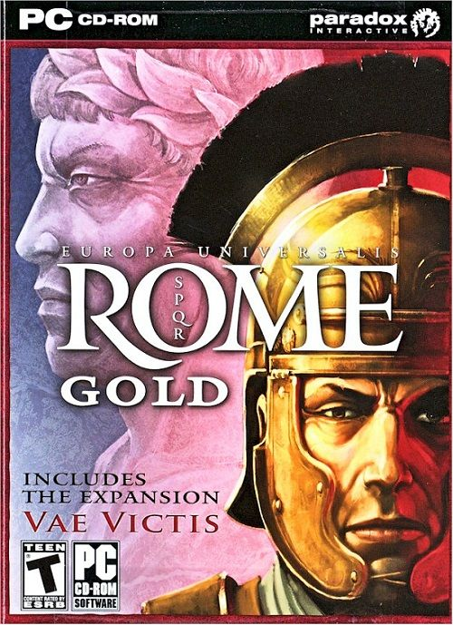 Europa Universalis Rome Goldcombines the epic strategy title Europa Universalis Romewith the expansion pack Vae Victis. Experience one of the most defining periods in world history in this game with great strategic and tactical depth.