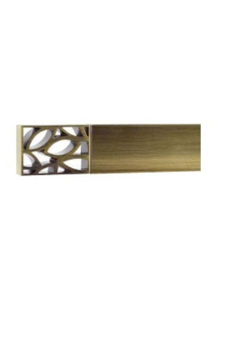 vogue finial decorative curtain rodsdrapery