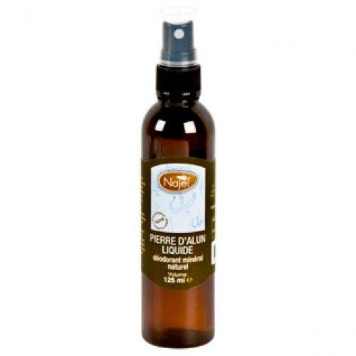Natuurlijke deodorant Aluinsteen als deodorant spray?