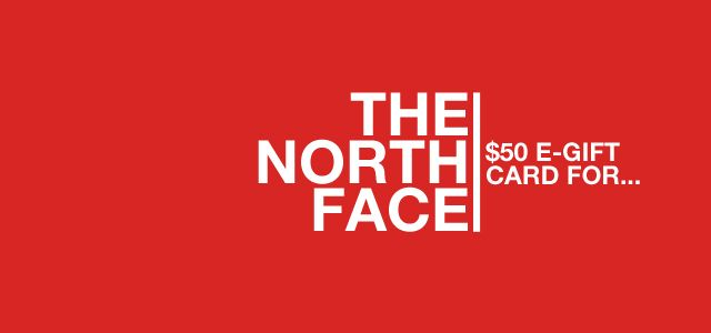 Prize: $50 at North Face   Theme: Color RED on/around yourself
