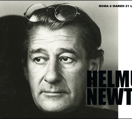 Helmut Newton - Exhibitions Palace of Rome, 6th March-21st July 2013