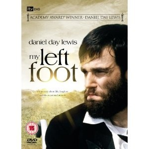 My Left FootDaniel Day Lewis, Favourite Film, Film Posters, Christy Brown, Favorite Movie, Foot 1989, Left Foot, Favourite Movie, Favorite Film