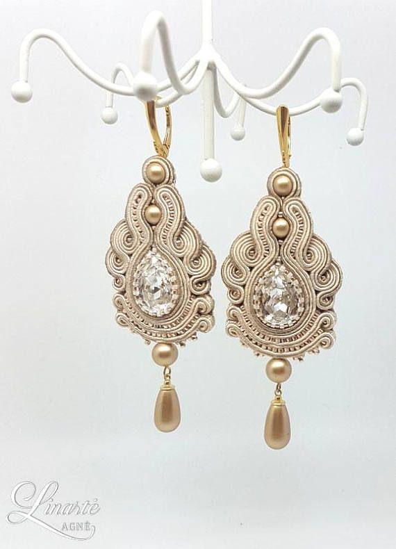 Luxury earrings Wedding earrings party jewelry