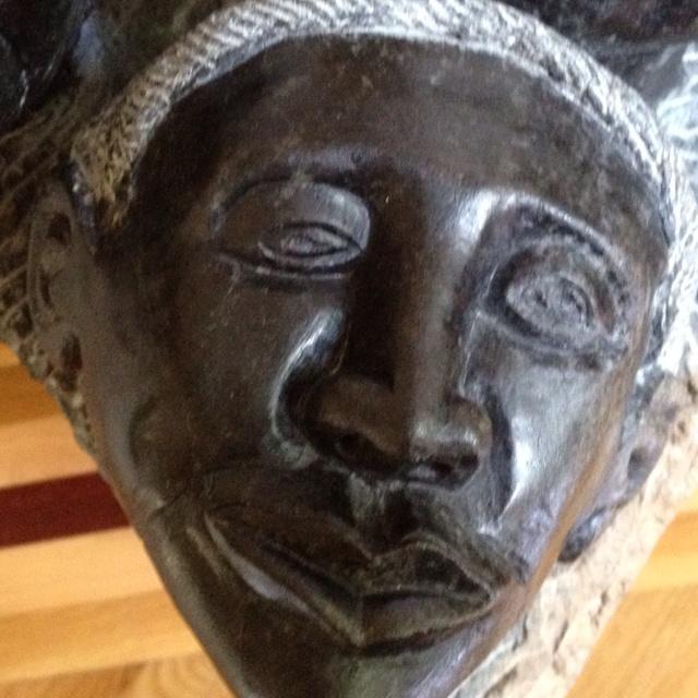 Tears of Humanity Art Sculpture!
