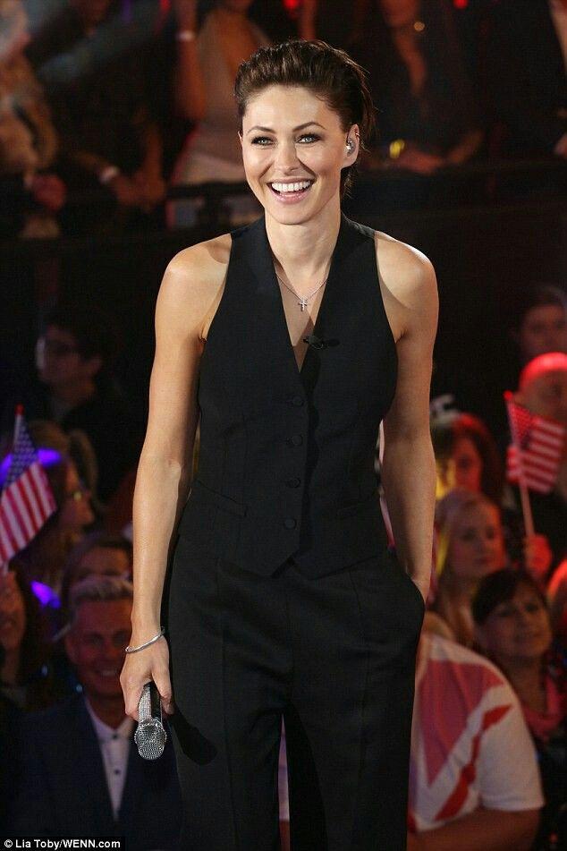 Emma Willis.