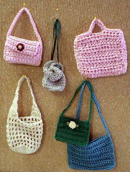 Morrissey Dolls Crochet Patterns for Fashion Dolls
