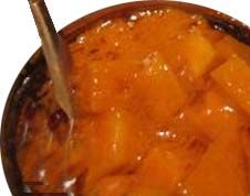"South Africa fruit chutney:   South Africans love chutney, whether it's the famous ""Mrs Ball's"" that now sells in ""expat"" stores around the globe; the chutney flavoured crisps; crispy chutney chicken; or a dollop of fruit chutney to complement a curry, we're all crazy for the stuff.   See the recipe here: http://bit.ly/xomRdp #cooking #recipes #food #southafrica #chutney"