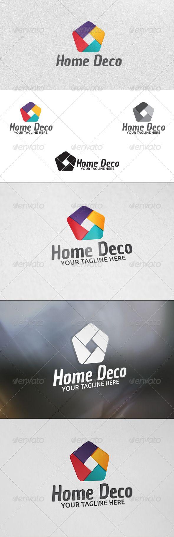 Home Deco - Logo Template