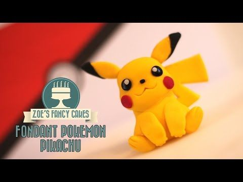 Pokemon cake: how to make a Pikachu model ZOES FANCY CAKES & CAKE STYLE COLLABORATION - YouTube