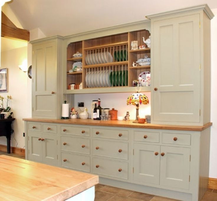 Narrow Depth Kitchen Base Cabinets (With images) | Open ...