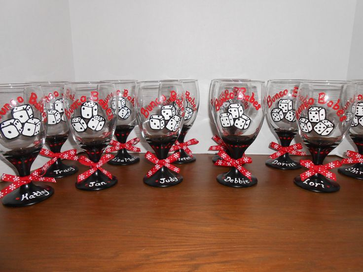 Christmas gifts for a bunco party