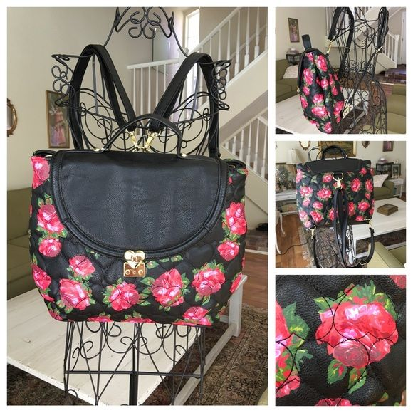 The 25  best Betsey johnson backpack purse ideas on Pinterest ...