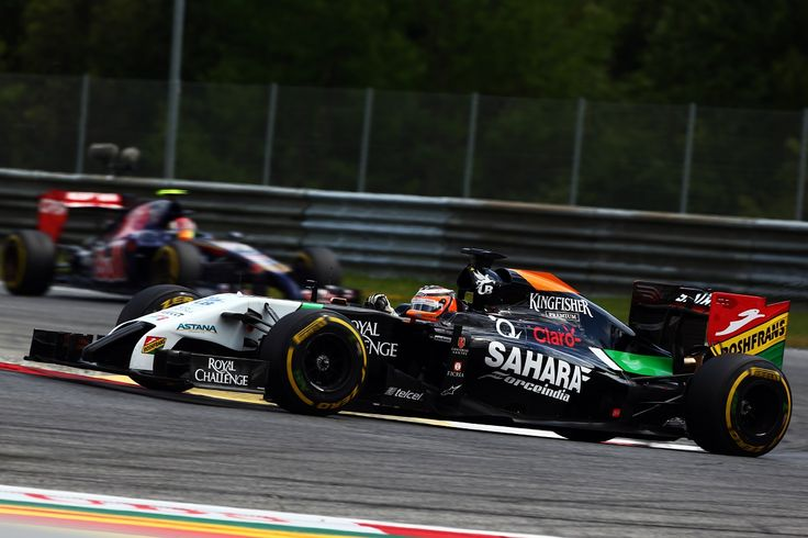 Formula1: Santander British Grand Prix: Force India Preview