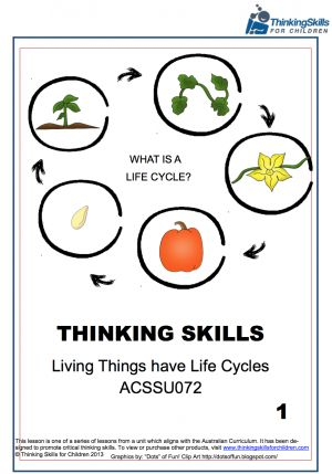 Teacher Resources Science: What Is A Life Cycle?