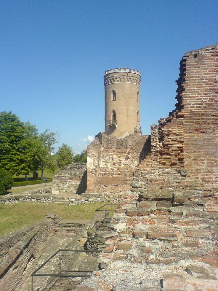 Târgoviște Royal Fortress (photo Ștefan Baciu)