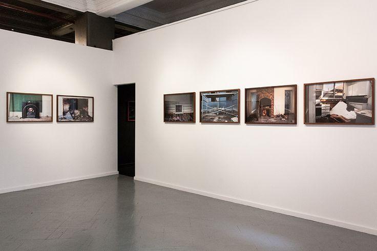 Jana Maré  'Around the House'-Edmund Pearce Gallery (Art Space)