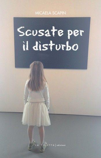 """Giovedì 14 maggio, presentazione del libro """"Scusate per il disturbo"""" di @micaelascapin alla libreria Pangea di Padova #scusateperildisturbo #presentazione #libro #padova #pangea"""