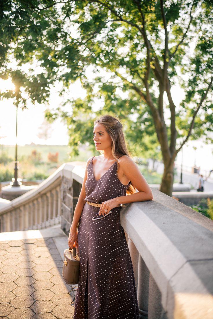 Gal Meets Glam Braids, Two Ways - Zimmermann dress c/o, Cuyana belt, Chloe flats & Mark Cross bag