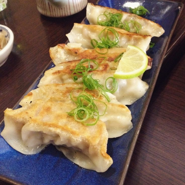 Miku Japanese Dining (Doncaster): Pork & Vegetable Gyoza [8.5/10].
