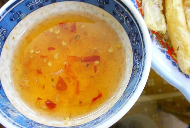 Vietnamese Dipping Sauce - Nuoc Mam Cham - Recipe for Vietnam Dipping Sauce