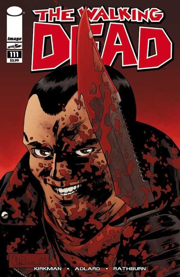 Every Cover From the Walking Dead Comic - IGN