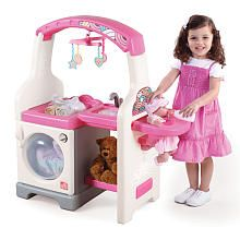 Step2 Deluxe Doll Nursery Center Kynzie has to have this!