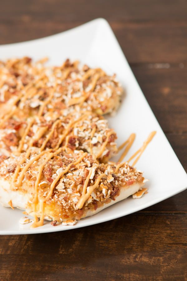 Bacon Honey Mustard Pretzel Chicken | Recipe | White rice ...