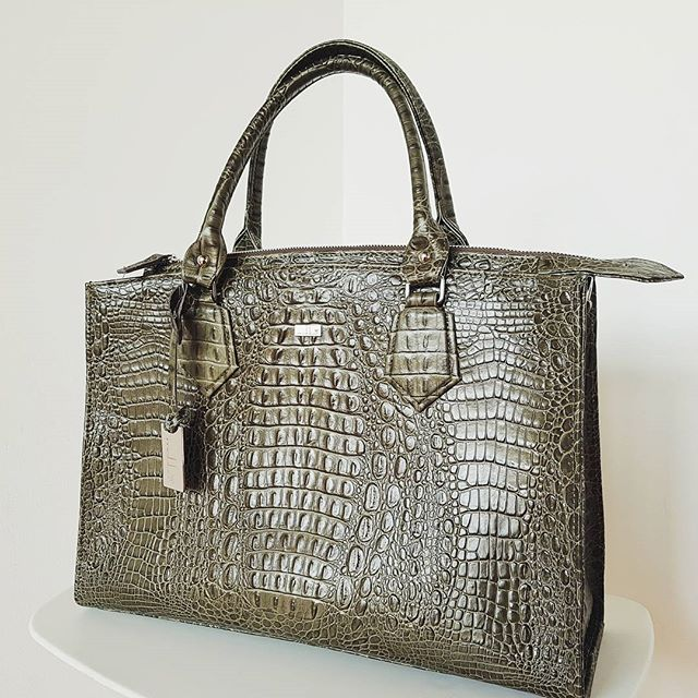 Limited Croc Businessbag ZOE by Mabba