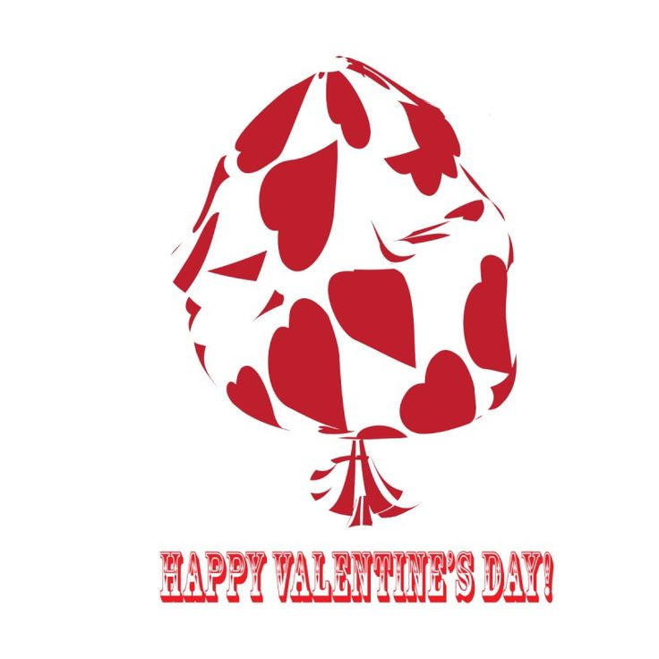 Happy Valentine's Day-heart by digitalpainter's Artist Shop