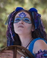 "Today it's time for some Gypsy Celtic folk rock for naughty punk faeries!  02/11/13 Monday Music Break featuring ""Creature of the Wood"" by Tricky Pixie."