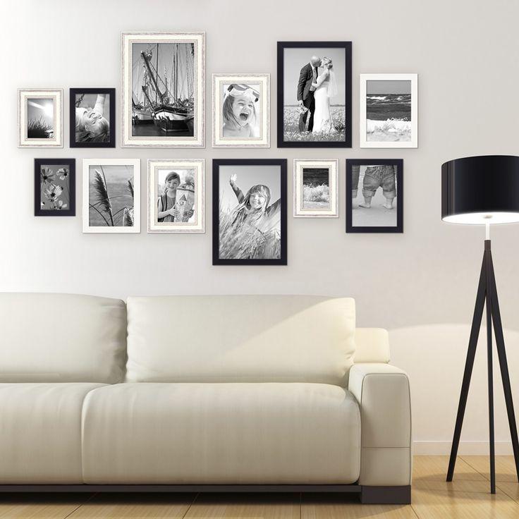 198 best bilderw nde gestalten images on pinterest design della parete idee per la casa e. Black Bedroom Furniture Sets. Home Design Ideas